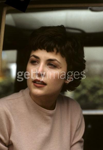Woman, wearing lipstick
